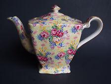 Large Vintage Chintz Welbeck Royal Winton Grimwades 1995 Tea Pot Teapot 174
