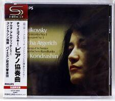 TCHAIKOVSKY Piano Concerto / ARGERICH - SHM-CD JAPAN