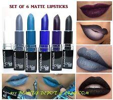 Kleancolor Waterproof Long Lasting Makeup Lip Liquid Matte Lipstick Lip Gloss 6