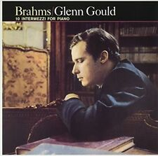 10 Intermezzi for Piano Glenn Gould Vinyl 0889397250119