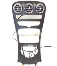 MERCEDES W205 AMG 2014-ONW CENTER CONSOLE TRIM MATT BLACK A2056809504