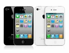 Unlocked Apple iPhone 4 Black White 8/16/32GB (AT&T) A1332 (GSM) T-Mobile