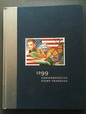1999 USPS Commemorative Stamp Yearbook COMPLETE Collection, MNH