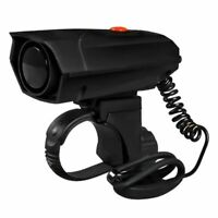 Cycling Bike Bicycle Electric Horn Waterproof  Handlebar Bell Loud Safety RF