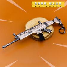 1:6 1/6 Fortnite SCAR SCAR-L gun weapon HOT GAME PVE PVP  FULL METAL