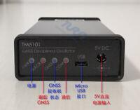 GPSDO GNSS Disciplined Oscillator Frequency Standard 10MHz Sine wave GPS / BD