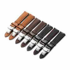 19 mm Uhrenarmbänder aus Leder