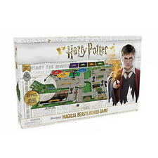 Harry Potter Magical Beasts Board Game 2017 2-4 Players Age 8