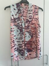 Women's Sleeveless Blouse Size 18 Next BNWT