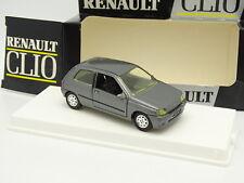 Solido 1/43 - Renault Clio Grise C