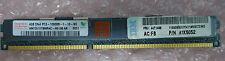 IBM Hynix 4GB 2Rx4 PC3-10600R HMT351V7BMR4C 44T1498 Server Ram Memory