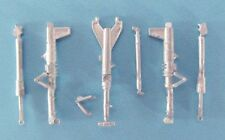 Mirage 2000 Landing Gear For 1/48th Scale Kinetic Model  SAC 48132