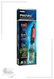 Fluval Pro Vac Gravel Cleaner Vacuum Fish Tank Electric Cleaner LED