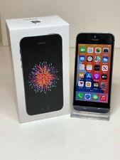 Apple iPhone SE 64gb-Spacegrau Netzwerk Entsperrt B. Gesundheit 85% Klasse D