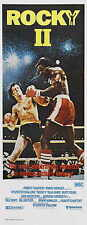 ROCKY 2 Movie POSTER 14x36 Insert Sylvester Stallone Talia Shire Burt Young