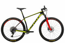 "2018 Scott Scale RC 900 World Cup Mountain Bike Large 29"" Carbon SRAM XX1 Eagle"