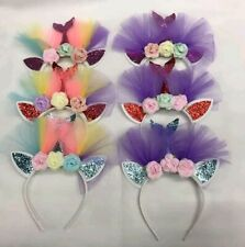 Party : Hairdress Hair Band Hairband Hair Accessories 6 pc