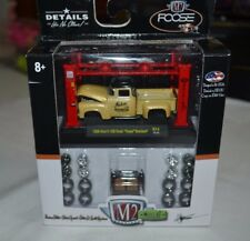 M2 MACHINES MODEL KIT 1956 FORD F-100 TRUCK FOOSE OVERLORD R14
