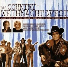 Das Country-Weihnachtsfest Jonny Hill, Linda Feller, Frank Baum, Tex Hape.. [CD]