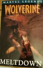 Collectibles Comics Modern Age (1992-Now) Superhero Wolverine Meltdown