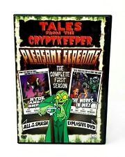Tales From The Cryptkeeper Pleasant Screams - The Complete First Season DVD RARE