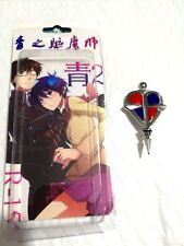 Ao no Exorcist Cosplay Badge Breastpin Brooch Pin Blue Exorcist Accessory