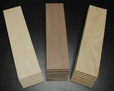 WALNUT CHERRY MAPLE THIN BOARDS LUMBER WOOD 3-1/2