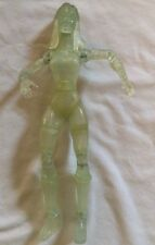 Marvel Universe Fantastic Four Invisible Woman 12 inch clear Action figure