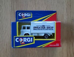 Corgi Iveco Container The Sweater Shop 1992 - New Boxed