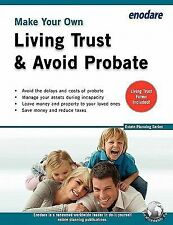 Make Your Own Living Trust and Avoid Probate (2010, Paperback)