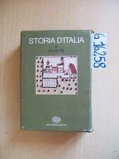 STORIA D'ITALIA - VOLUME 6 - ATLANTE - EINAUDI - 1976