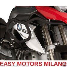 TNH5114 GIVI PARAMOTORE PROTEZIONE MOTORE IN ACCIAIO NERO BMW R1200 GS 2013>