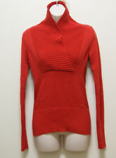 JAG TOP RED LONG SLEEVE KNIT TOP, Sz XS/8 (#P5)