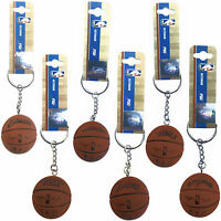 mini basketball keychain Spalding NBA PICK YOUR TEAM