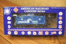 RMT READY MADE TRAINS CABOOSE CONRAIL w/OPERATING MARKER LIGHTS #18882 O GAUGE