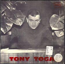 CORSICA TONY TOGA ULTIMA PREGHERA / PRIERE CORSE 45T EP BIEM CONSUL 2043
