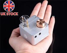 Douk Audio Little Valve Tube Headphone Amplifier Mini Class A Stereo Amp Preamp