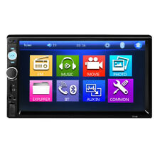 "7010B 7 "" HD 2din BT Touch Screen Autoradio Stereo Mp5 Player Fm /Mp3/USB/ Aux"