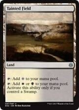 4x Tainted Field NM-Mint, English Explorers of Ixalan MTG Magic