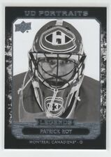 (71559) 2014-15 UPPER DECK PORTRAITS PATRICK ROY #P-44