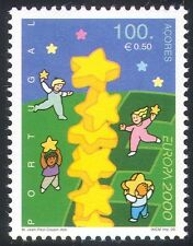 Azores 2000 Europa/Building Europe/Stars/Animation 1v (n40452)