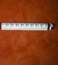 CORNICI IN GESSO PROFILI VOLTE CB 001 H.7 - L.150 - P.3,3 cm.PREZZO AL PEZZO