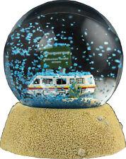 ALBUQUERQUE - 8.5cm Blue Sky Snow Globe (Oddco) #NEW