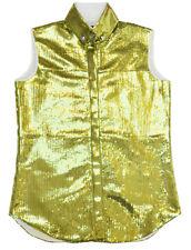 NEW / PAPROCKI&BRZOZOWSKI koszula shirt show room pokaz złoto M 38