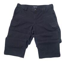 Men's 5.11 Tactical Series Ripstop Taclite Pro Pants Navy Blue Size 38 x 34