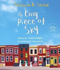 A Tiny Piece of Sky by Shawn K. Stout (Audiobook, NEW, 2016, 7-CD, Unabridged)