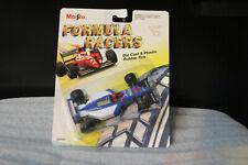 VINTAGE 1994 MAISTO 1/43 SCALE FORMULA 1 RACERS POWER  NEW SEALED YAMAHA