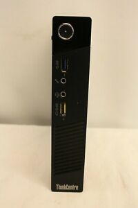 LENOVO THINKCENTRE M73 TINY COMPUTER PC i3-4130T DUAL CORE 4GB RAM 500GB HDD