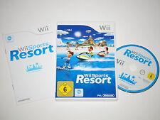 Nintendo Wii Spiel WII Sports Resort 12 Sport Spiele #54040