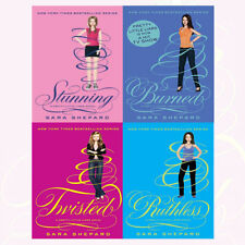 Pretty Little Liars Series 3 Collection Sara Shepard 4 Books Set Twisted, Burned